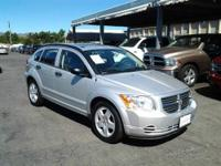2008 Dodge Caliber 4dr HB SXT FWD Stock Number: w31332