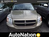2008 Dodge Caliber Our Location is: AutoNation Honda