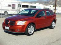 Well maintained, single owner 2008 Dodge Caliber.