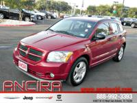 2008 DODGE Caliber FWD Hatchback (4 Door) SXT Our