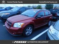 2008 Dodge Caliber Hatchback 4dr HB SXT FWD Hatchback