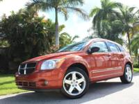 FOR SALE 2008 DODGE CALIBER R/T 91K MILES FINANCING IS