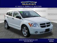 Get ready to go for a ride in this 2008 Dodge Caliber