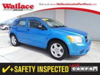 2008 DODGE Caliber SEDAN 4 DOOR 4dr HB SXT FWD Our