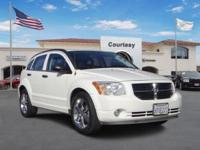 ** PREMIUM WHEELS **. This is a 2008 Dodge Caliber SXT