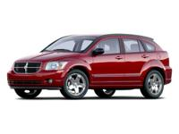 2008 DODGE CALIBER SXT MODEL ONE PREVIOUS OWNER IS ALL