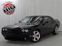 Challenger SRT8, SRT HEMI 6.1L V8, Leather Seats, and