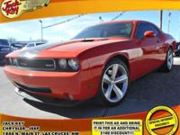 Challenger SRT8. Rolls like the wind. Red lines it no