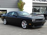 Options:  2008 Dodge Challenger Srt8|Black|Clean