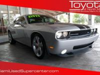 Options:  2008 Dodge Challenger Srt8|Silver/|V8 6.1L