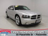 This 2008 Dodge Charger R/T breaks the boring large