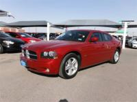 2008 Dodge Charger 4dr Rear-wheel Drive Sedan R/T R/T