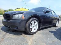 Options:  2008 Dodge Charger Base 4Dr