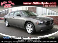Check out this Sporty Sedan! This Dodge Charger is