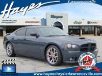 2008 Dodge Charger SRT8 SRT HEMI 6.1L V8 5-Speed