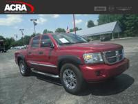 Used Dodge Dakota, options include: a Bed Liner /