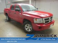 Options:  2008 Dodge Dakota 4Wd Crew Cab Slt|4-Wheel