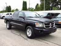 Options:  2008 Dodge Dakota 4Wd Crew Cab Slt|4 Wheel