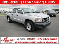 Recent Trade! SXT 3.7 V6 Crew Cab 4x4. Towing Package,
