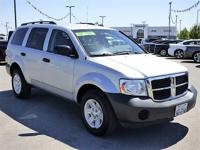 Options:  2008 Dodge Durango Sxt|Climb Inside The 2008
