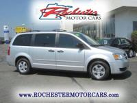 2008 Dodge Grand Caravan SE with 94,149 miles. This one