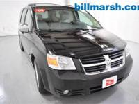Grand Caravan SXT, Black, Automatic Temperature