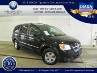 Really clean mini van with low miles. This vehicle is