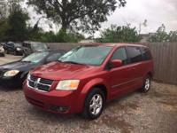 Options:  2008 Dodge Grand Caravan Sxt Extended Mini