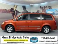 2008 Dodge Grand Caravan CARS HAVE A 150 POINT INSP,