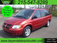 2008 DODGE Grand Caravan Wagon 4dr Wgn SXT Our Location