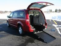 This is a beautiful Dodge Grand Handicap Caravan.