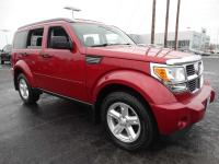 Presenting the 2008 Dodge Nitro! A comfy trip with