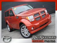 This 2008 Dodge Nitro R/T is a positively, exquisite