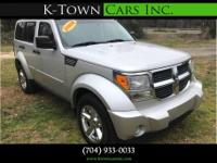 Options:  2008 Dodge Nitro Slt Sport Utility