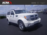 Used Dodge Nitro, options include:  Power Windows,