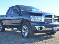 Looking for a great. low mileage truck This 2008 Dodge