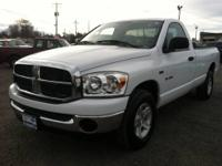 Our 2008 Dodge Ram 1500 is king of big-truck attitude