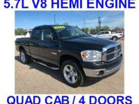 ***5.7L V8 HEMI ENGINE***, local trade in, clean