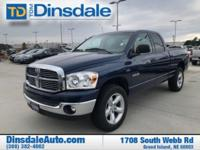 Clean CARFAX. CARFAX One-Owner. HEMI 5.7L V8 Multi