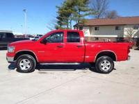 Exterior Color: flame red clear coat, Body: Pickup,