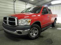 Exterior Color: red, Body: Crew Cab Pickup Truck,