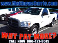 Exterior Color: stone white, Body: Regular Cab Pickup,