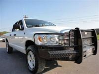 THIS 2008 DODGE RAM1500 JUST CAME IN. THIS RAM1500
