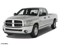 Anti-lock brakes fit nicely with this 2008 Dodge Ram