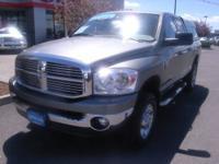 2008 Dodge Ram 2500 4x4 Quad Cab Our Location is: