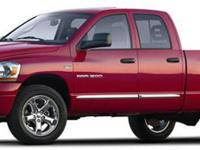 2008 Dodge Ram Pickup 1500 For Sale.Features:Four Wheel