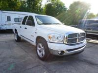 Options:  2008 Dodge Ram Pickup 1500 1500 Slt 2Wd