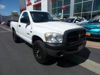 New Arrival! 4WD, This 2008 Dodge Ram 1500 ST, has a