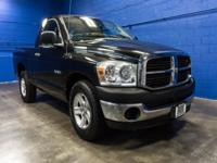 Clean Carfax RWD Truck with Towing Package!  Options: