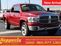 Priced below KBB Fair Purchase Price! This 2008 Dodge